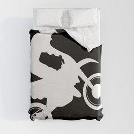 Motocross Duvet Cover