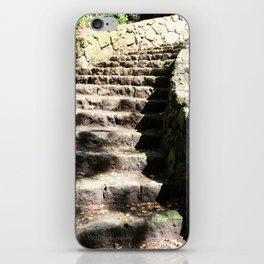 Stairway to Somewhere iPhone Skin