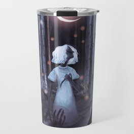 Pale Rainbow - Forest Travel Mug