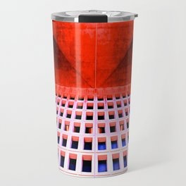 Lurid Library Travel Mug
