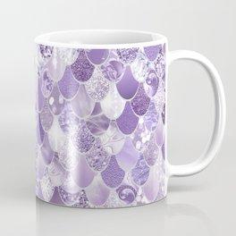 Mermaid Treasure, Purple Jewels Coffee Mug