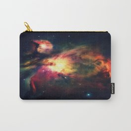 Orion NEbula Dark & Colorful : Hauntingly Beautiful Series Carry-All Pouch