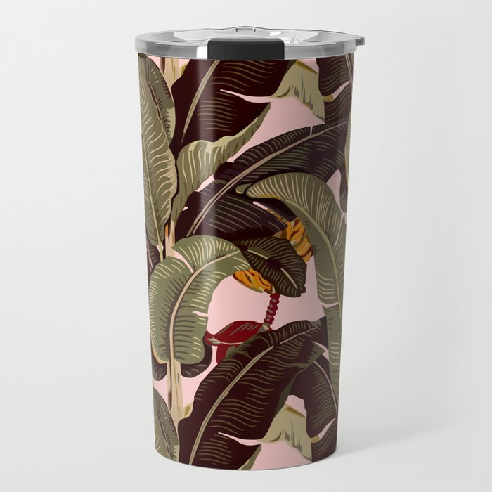 martinique pattern Travel Mug