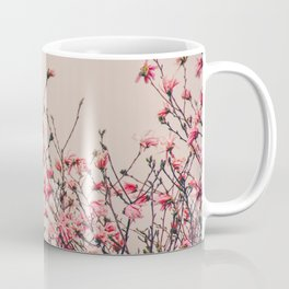 Retro Magnolia Coffee Mug