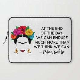 Frida's Strength Laptop Sleeve