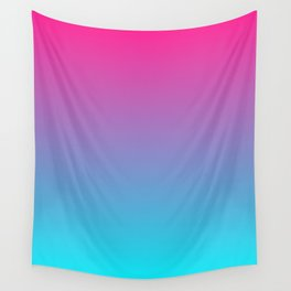 Cotton Candy Gradient Wall Tapestry