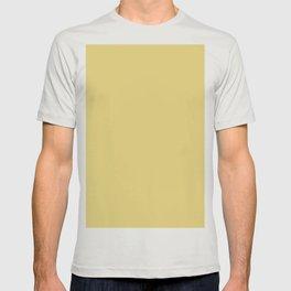 Dusty Yellow T-shirt
