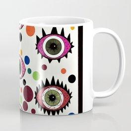 Psychedelic Eye Coffee Mug