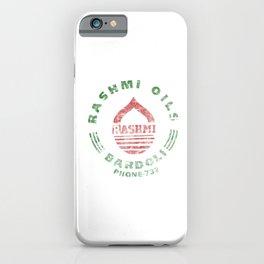 Rashmi Oils Vintage iPhone Case