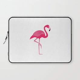 Flamingo time Laptop Sleeve