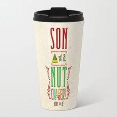 Buddy the Elf! Son of a Nutcracker! Travel Mug