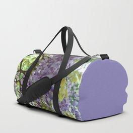 Wisteria Vine Duffle Bag