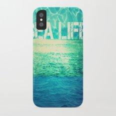 SEA LIFE iPhone X Slim Case