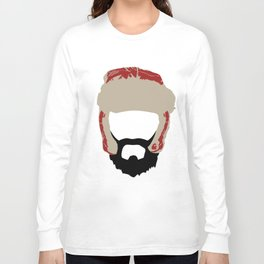 Beards Don't Get Cold Long Sleeve T-shirt
