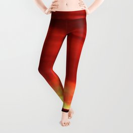 Flames From the Sun Leggings