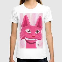 Lollipop the pinky cat T-shirt