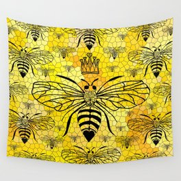 Queen Bee... Wall Tapestry