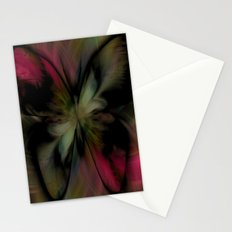 Butterfly Feathers Stationery Cards