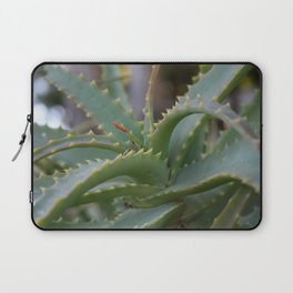 Aloe Vera Leaves  Laptop Sleeve