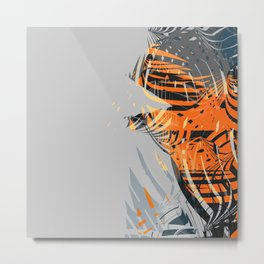 111217 Metal Print