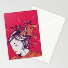 Natalia's world Stationery Cards