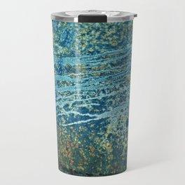 Rustic Pattern Travel Mug