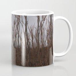 Winter Beach Coffee Mug