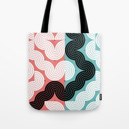 CONNECTED #1 Tote Bag