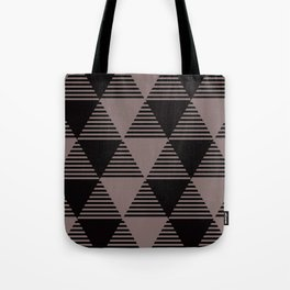 Grey or Gray Tote Bag