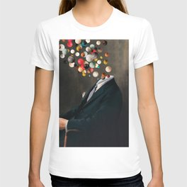 Existentialist / Nelson reflects  (2020) T-shirt