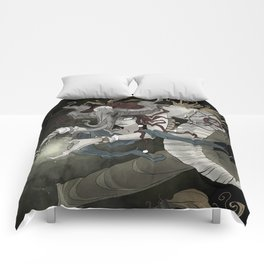 The sea witch Comforters