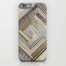 Skyscraper Quilt Slim Case iPhone 6s