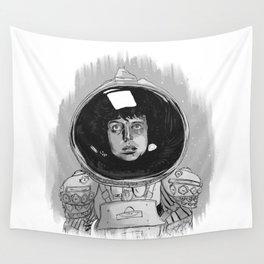 Ellen Ripley Alien Wall Tapestry