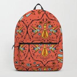 Coral tattoo  Backpack
