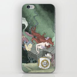 Treasures Untold iPhone Skin