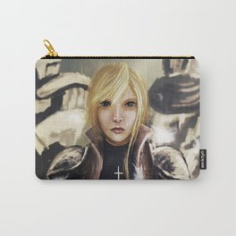 The Maid of Orleans Carry-All Pouch