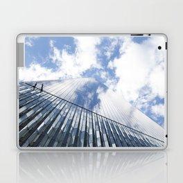 Skyscraper double Laptop & iPad Skin