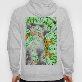 Sculpture and nature ... Hoody