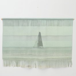 Sail Away - Newport Beach California Wall Hanging