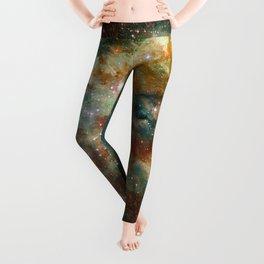 Part of the Tarantula Nebula Leggings