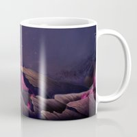 the cure Mugs featuring The Miraculous Cure by Ian Vicknair