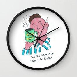 BAD DAY Wall Clock