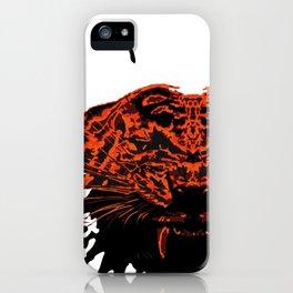 Tiger #01 iPhone Case