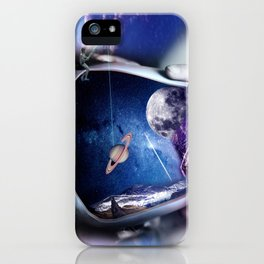 The Universe You Are Seeking Is Within You iPhone Case