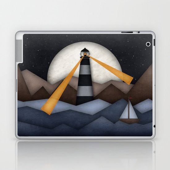 Show Me The Way To Go Home. Laptop & iPad Skin