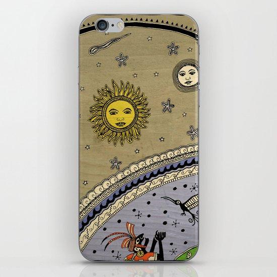 Mestizo - Métis - Mestiço iPhone & iPod Skin