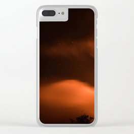 Volcanos National Park 8 Clear iPhone Case
