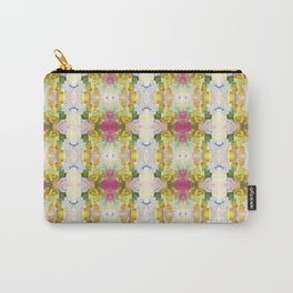 Lots of Feelings Abstract Painting Carry-All Pouch