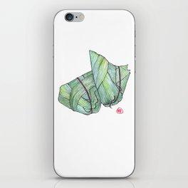 Zongzi iPhone Skin