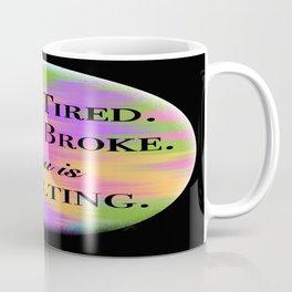 Adulting Coffee Mug